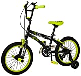 Best Freestyle Bikes - X-Games FS-16 BMX/Freestyle Bicycle, 16-Inch, Black/Yellow Review