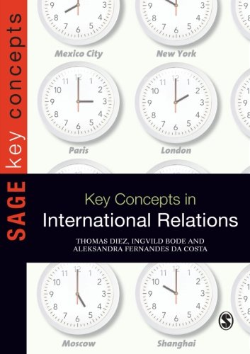 Key Concepts in International Relations (SAGE Key Concepts series)