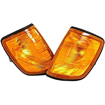 Mercedes SL Class W129 R129 Convertible USA Type 1989-2002 Amber Corner Light Turn Signal RIGHT OEM