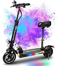 EVERCROSS Electric Scooter, Electric Scooter for Adults with 800W Motor, Up to 28MPH & 25 Miles-10'