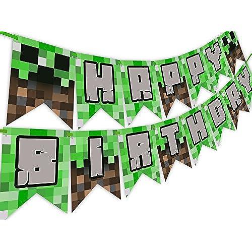 Minecraft Birthday Party: Amazon.com