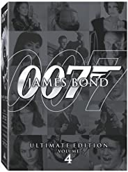 James Bond Ultimate Edition - Vol. 4 (Dr. No / You Only Live Twice / Octopussy / Tomorrow Never Dies / Moonrak
