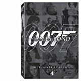James Bond Ultimate Edition - Vol. 4 (Dr. No / You Only Live Twice / Octopussy / Tomorrow Never Dies / Moonraker)