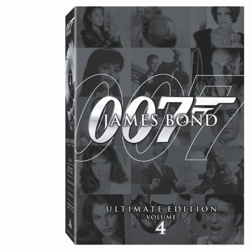 James Bond Ultimate Edition - Vol. 4 (Dr. No / You Only Live Twice / Octopussy / Tomorrow Never Dies / Moonraker) by TCFHE/MGM