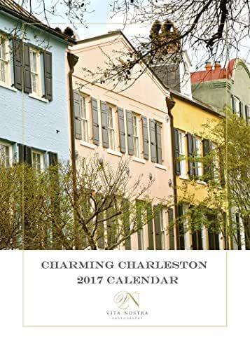 Amazon.com: 2017 Charleston South Carolina Desk Calendar