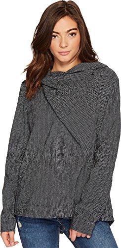 Hurley Women's Rumble Fleece Jacket Heather Grey Outerwear