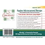 Microlief Under Wraps - Natural Pain Relief Therapy Patch for Equine Injury Prevention, Treatment, Recovery and Rehabilitation 18