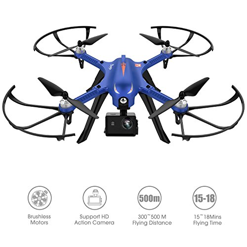 Brushless Motors Drone DROCON Blue product image