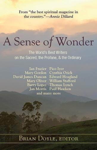 A Sense of Wonder: The World's Best Writers on the Sacred, the Profane, and the Ordinary (Writer Worlds Best)