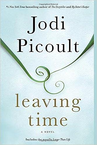 Jodi Picoult - Leaving Time Audiobook Free Online