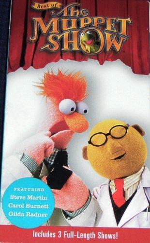 Best of The Muppet Show - Volume 5: Steve Martin/Carol Burnett/Gilda Radner (The Best Of Gilda Radner)
