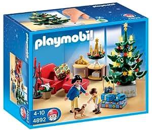 Playmobil - Habitación Navideña (4892)