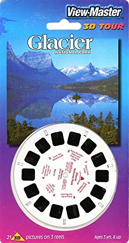 View Master: Glacier National Park by View Master