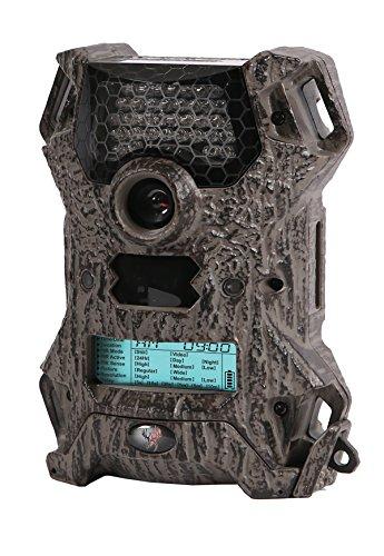 Wildgame Innovations Vision 8 TruBark Game Camera, Black