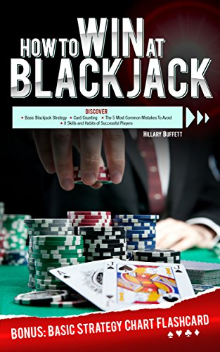 How To Win At Blackjack: Bonus Basic Strategy Chart Flashcard Basic Strategy Chart
