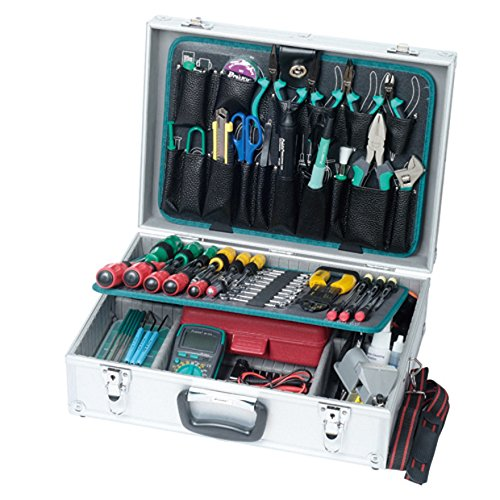 10' Combination Blade - Eclipse Tools 1PK-1900NA Pro's Kit Electronics Tool Kit