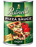Pastorelli Pizza Sauce Italian Chef, 15-Ounce (Pack of 12)