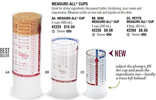 The Pampered Chef Measure All Cup #2225