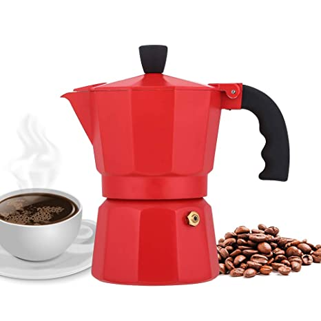Amazon.com: NARCE - Cafetera para espresso: Kitchen & Dining