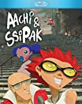 Cover Image for 'Aachi and Ssipak [Blu-Ray]'