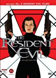 The Resident Evil Collection - 5-DVD Set ( Resident Evil / Resident Evil: Apocalypse / Resident Evil: Extinction / Resident Evil: Afterlife / Resident Ev [ NON-USA FORMAT, PAL, Reg.2 Import - Sweden ]