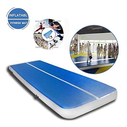 Dailyinshop Amortiguador de Aire de la Gimnasia de la Estera Inflable del Amortiguador de Taekwondo para la Aptitud del Entrenamiento