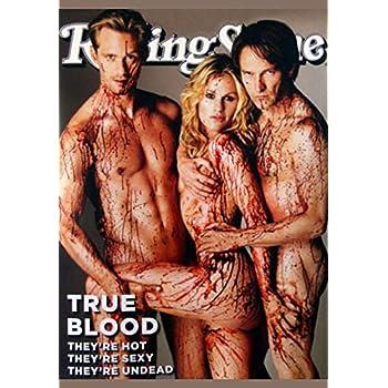 stone rolling True magazine blood