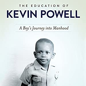 The Education of Kevin Powell Audiobook
