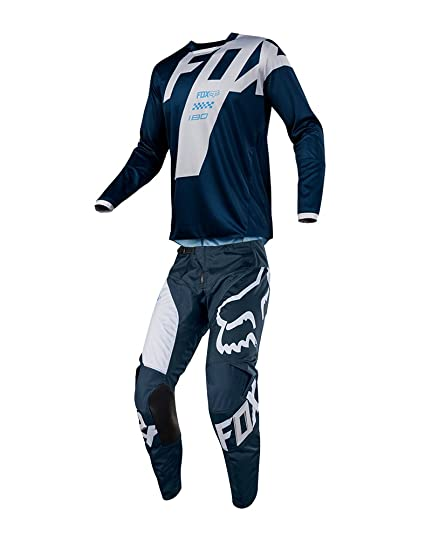 23a6d386f Image Unavailable. Image not available for. Color  Fox Racing 2018 180  Mastar Jersey Pants Adult Mens Combo Offroad MX ...