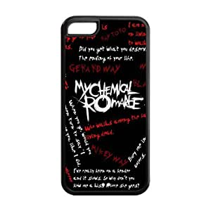 Protective iPhone4,4s Case,Custom Black Quote Snap On TPU Cover Case for iPhone 4 4s