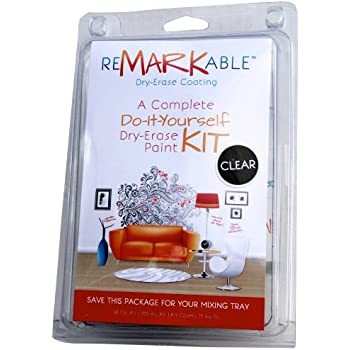 Amazon Com Remarkable Whiteboard Paint 35 Square Foot Kit