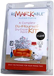 Remarkable whiteboard paint 35 square foot for Remarkable whiteboard paint reviews