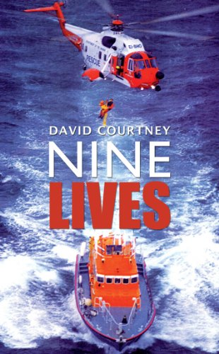 Nine Lives: A Helicopter Rescue Pilot in Ireland (Rescue Helicopter Pilot)