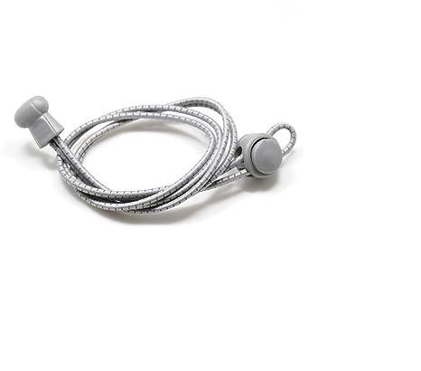 Ducomi® ElasticShoes - 1 Paio di Lacci Elastici Autobloccanti per 1 Paio  Scarpe da Ginnastica e7c79246cf5