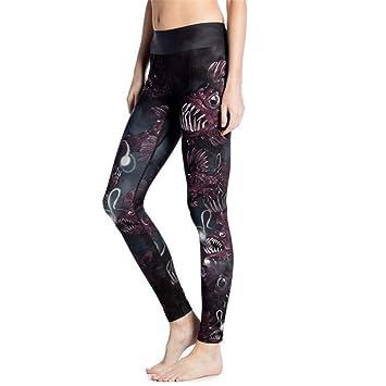 Ytdzsw Pantalones De Yoga para Mujeres Leggings Pantalones ...
