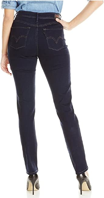 Levis 512 perfectly slimming skinny jean amazon + FREE
