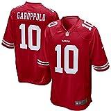 #2: Jimmy Garoppolo San Francisco 49ers Nike Game Jersey – Scarlet