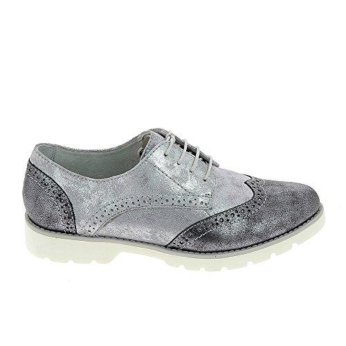 Zapatos grises Jana para mujer ZLeuP