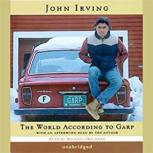 The World According to Garp Audiobook