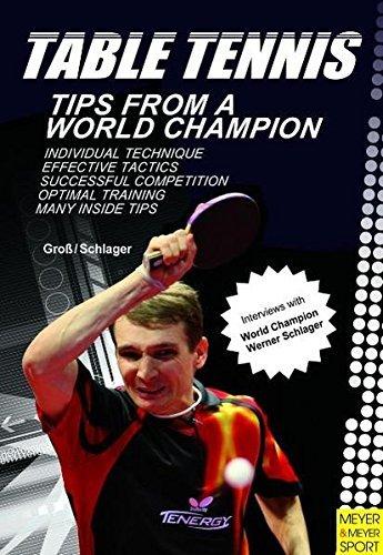 Table Tennis: Tips from a World Champion by Bernd Ulrich Gross (2011-04-15) por Bernd Ulrich Gross;Werner Schlager
