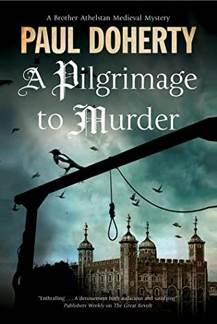 book cover of A Pilgrimage to Murder