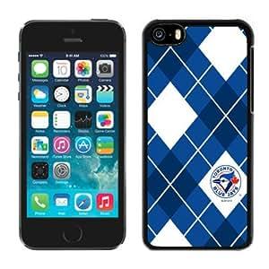 Custom Iphone 5c Case MLB Toronto Blue Jays 1 Pensonalized Phone Covers