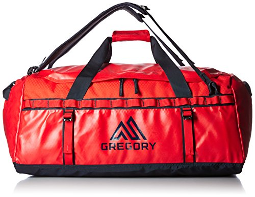 Village Bag East - Gregory Mountain Products Alpaca 90 Liter Duffel Bag, Flame Red, One Size