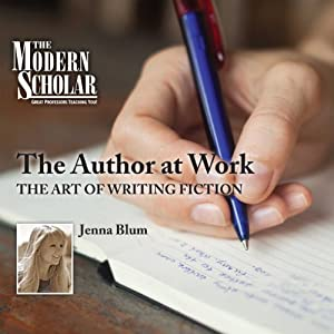 The Modern Scholar: The Author at Work Audiobook