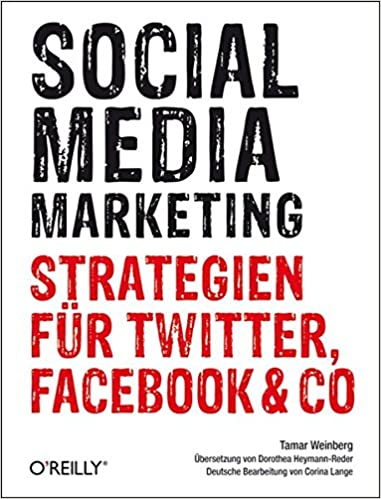 Cover des Buchs: Social Media Marketing - Strategien für Twitter, Facebook & Co
