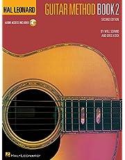 Hal Leonard Guitar Method Book 2: Book/Online Audio