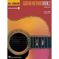 Hal Leonard Guitar Method, Book 2 (Hal Leonard Guitar Method Bk/Online Audio)