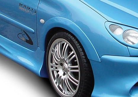 carzone Specials cz301001 guardabarros delantero derecho para Peut 206 3/5 puertas, diseño: Razor: Amazon.es: Coche y moto
