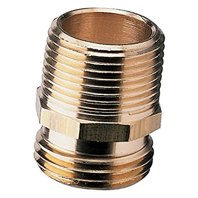 Nelson 50571 Brass Pipe and Hose Fitting