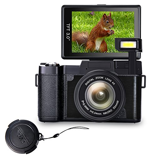 good camera for youtube - 3